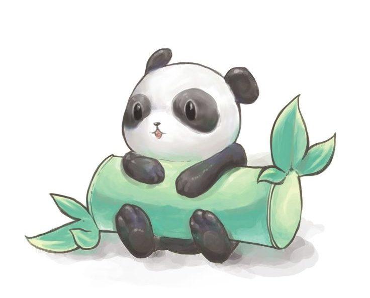 The Green Panda